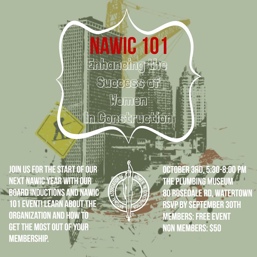 NAWIC 101: Enhancing the Success of Women in Construction