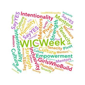 WIC Week - A First Timer's Experience