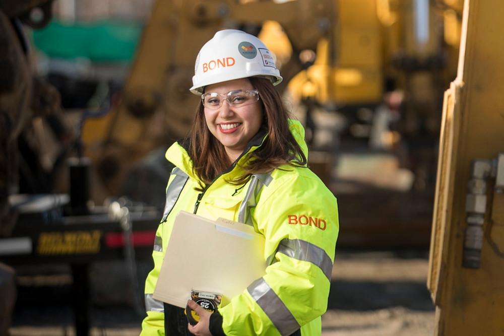 Ximena Cruz, Project Engineer