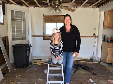 Moms are making their way into construction industry