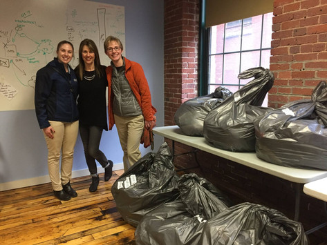 Uncommon Threads Clothing Drive