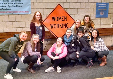 Boston Local 103 Hosts First-Ever Trade Conference for Girls