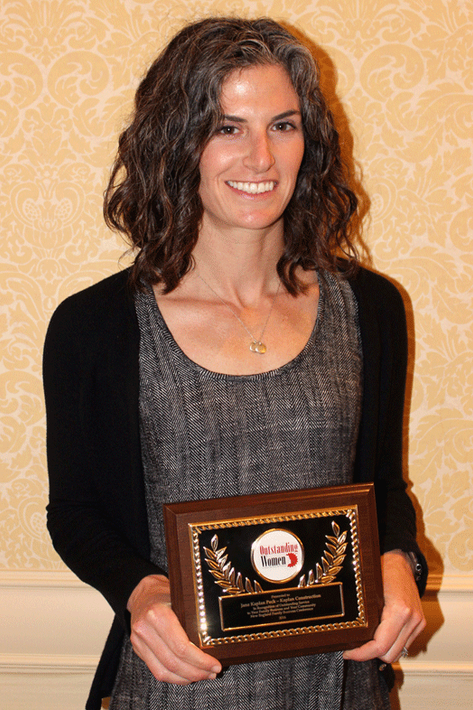 JANE KAPLAN PECK NAMED OUTSTANDING WOMAN OF FAMILY BUSINESS