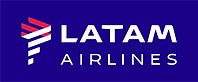 LATAM Airlines horizontal negativo RGB.p