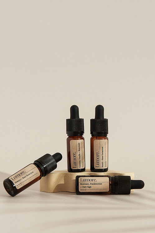 Body Oil Discovery Kit