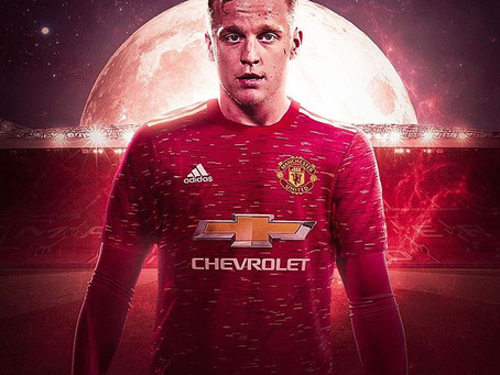 Van De Beek is Done – What's Next for Manchester United?