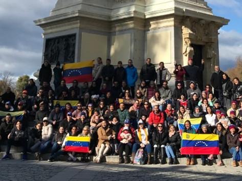 España y los refugiados venezolanos