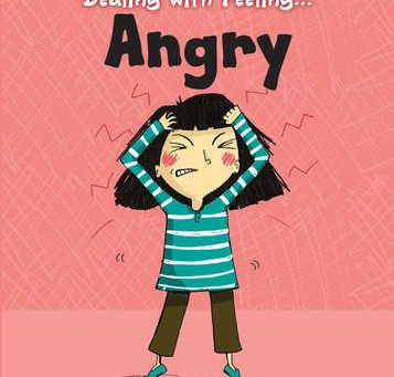 'Dealing with Feeling...' books for children in our Leap for Kids store NOW!