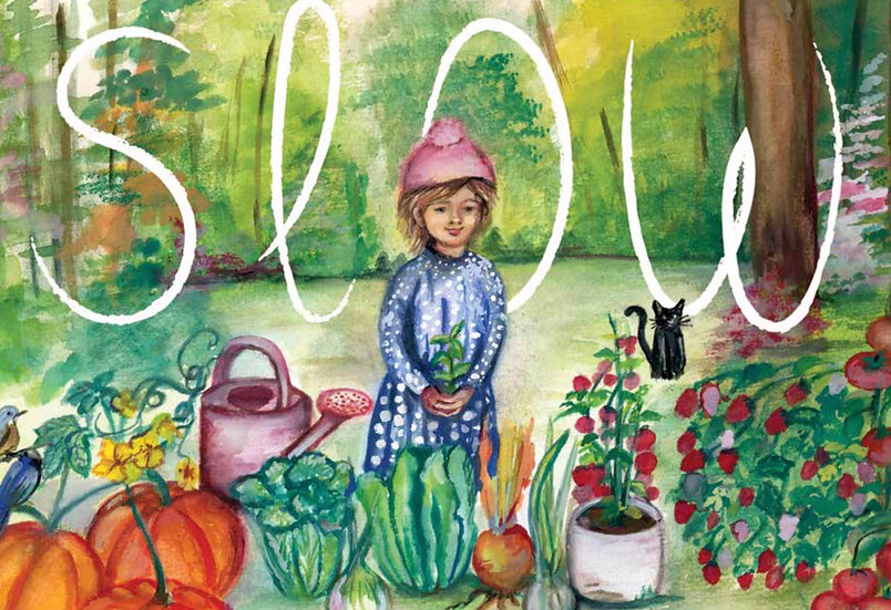 'Slow' A Book About Sustainability for Children