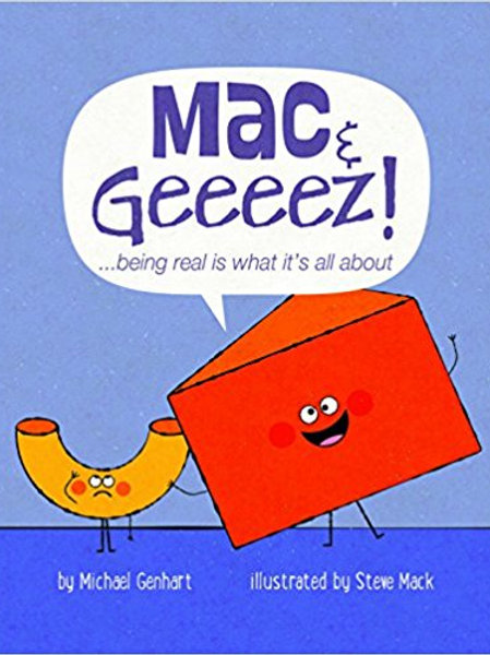Mac & Geeeez!: ...being real is what it's all about