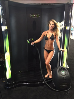 Evolv Spray Tan