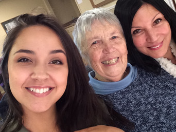 Three Generations-take a small part in a bigger solution