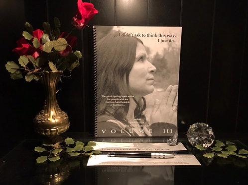 Journal Volume lll