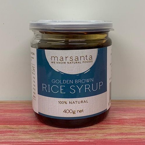 Golden Brown - Rice Syrup 400g