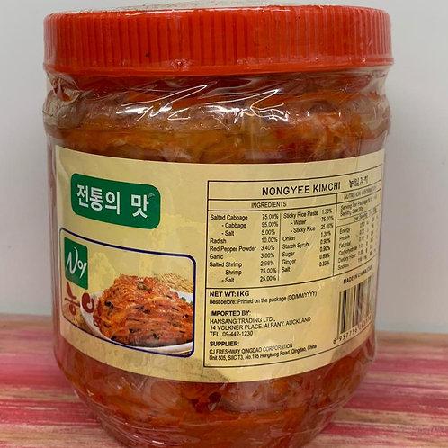 Nongyee Kimchi - 1kg