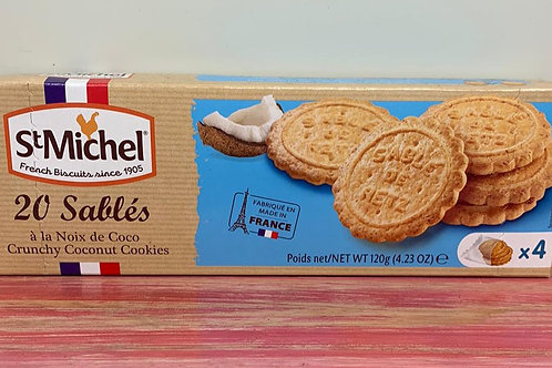 StMichel - Crunchy Coconut Cookies - 150g