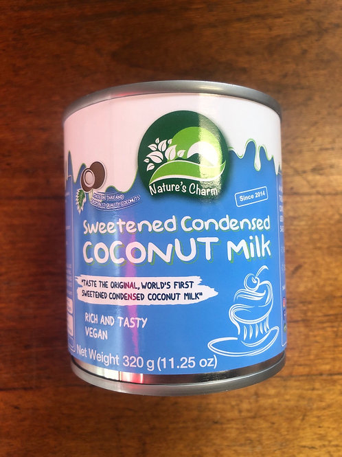 Nature's Charm Sweetened Condensed Coconut Milk 320g