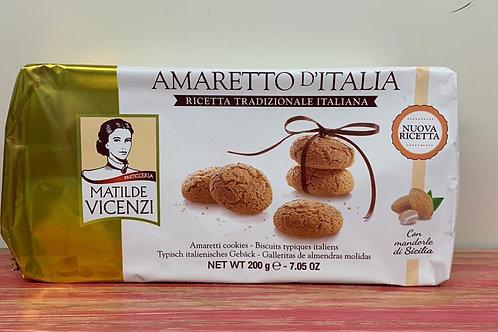 Matilde Vicenzi - Amaretto D'Italia - 200g