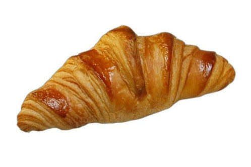 Imported Hand Made French Croissants - x2 frozen