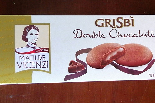 Matilde Vicenzi - Grisbi Double Chocolate
