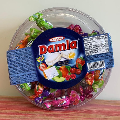 Damla - Soft candy with fruit - 300g