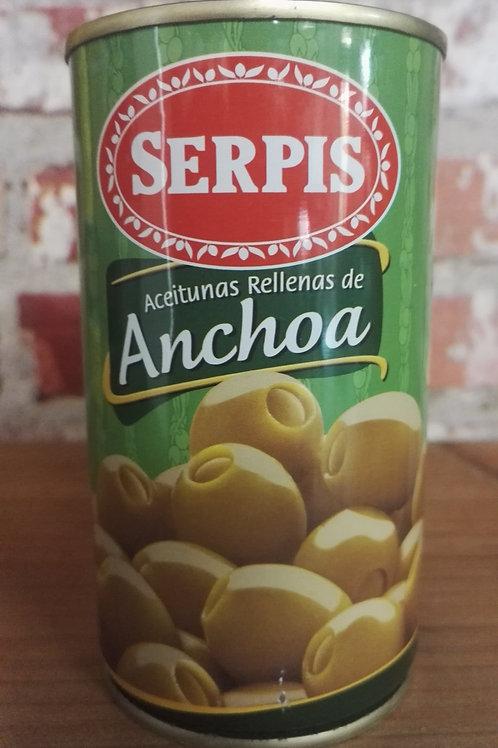 Serpis Chorizo Olives - 300g