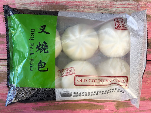 Pork Buns ready to steam - pack of 6