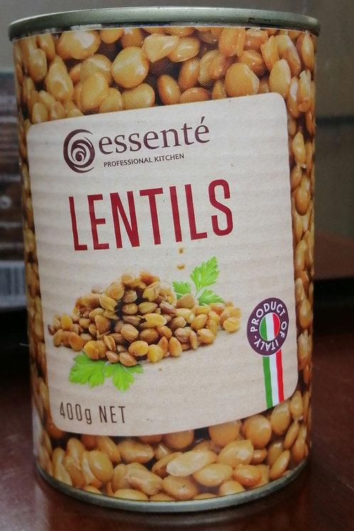 Essente Lentils 400 g