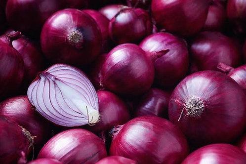 Red Onion - 4.50 per kg