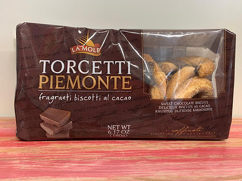 Torcetti Sweet Chocolate Biscuits
