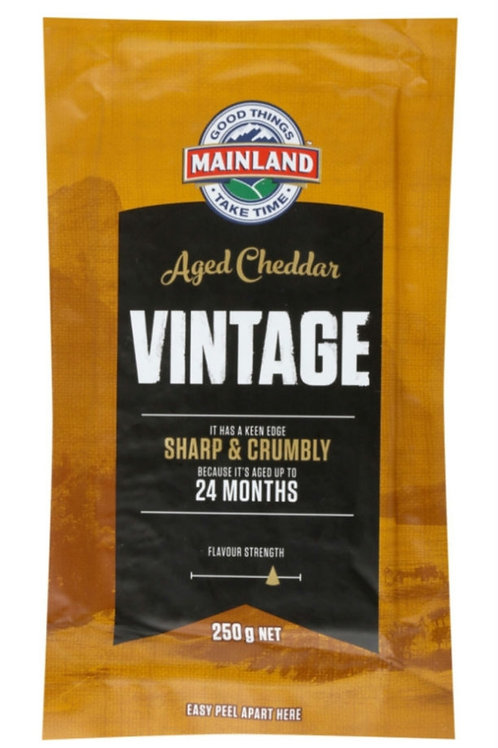 Mainland Vintage Cheese - 250g