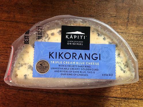 Kapiti Blue Moon  Triple Cream Blue Cheese 125g