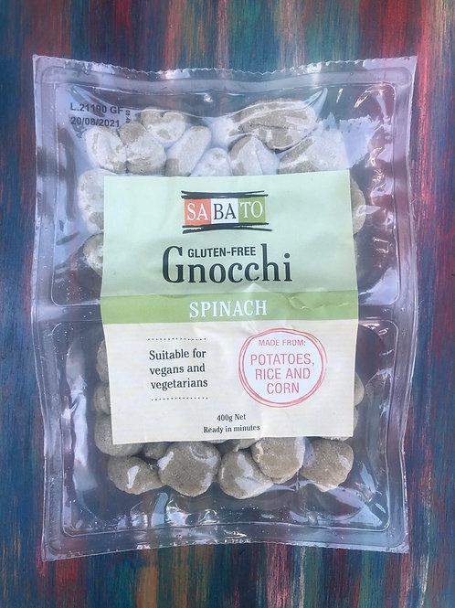 SABATO Gnocchi Spinach - gluten free 400g