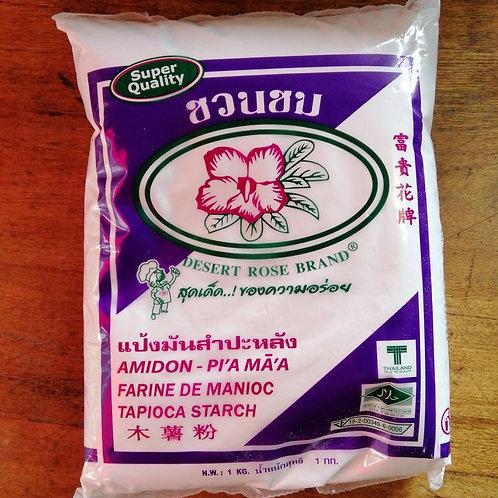 Tapioca Starch/ Flour 1kg