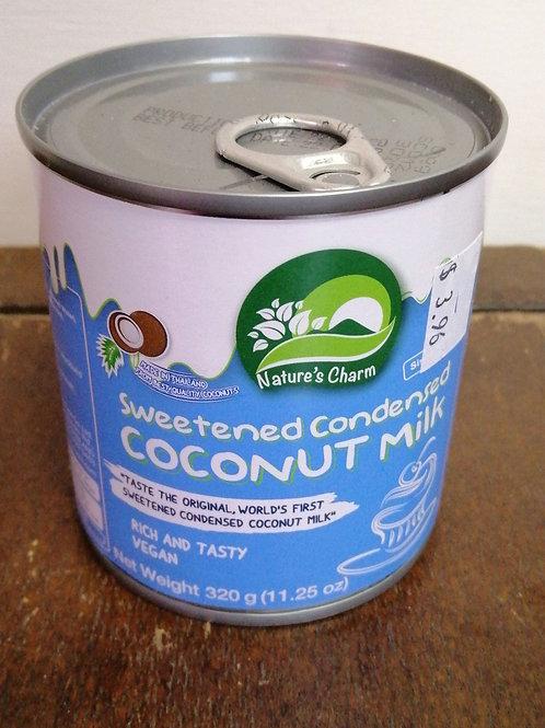 Nature's Charm Sweetened Condensed Coconut Milk - 320 g