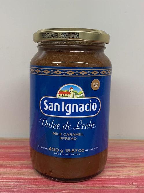 San Ignacio Dulce de Leche - Milk caramel spread - 450g