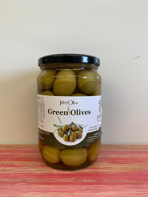 Interoliva Green Olives