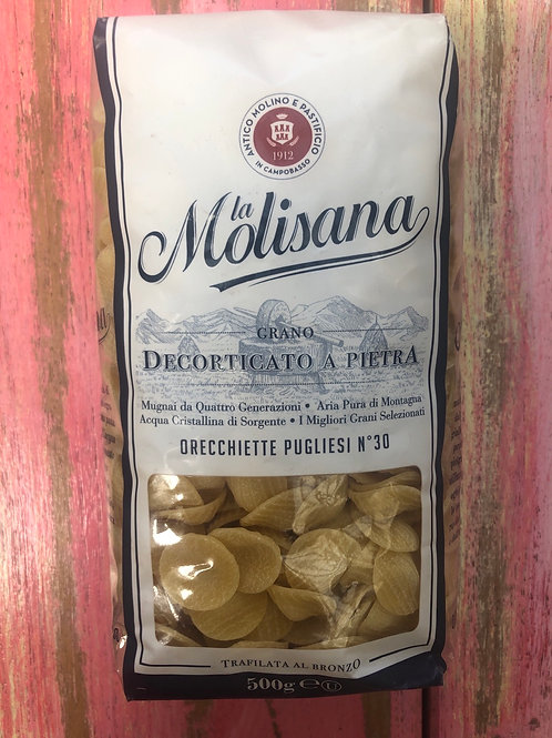 La Molisana - Orecchiette Pugliesi N30 500g