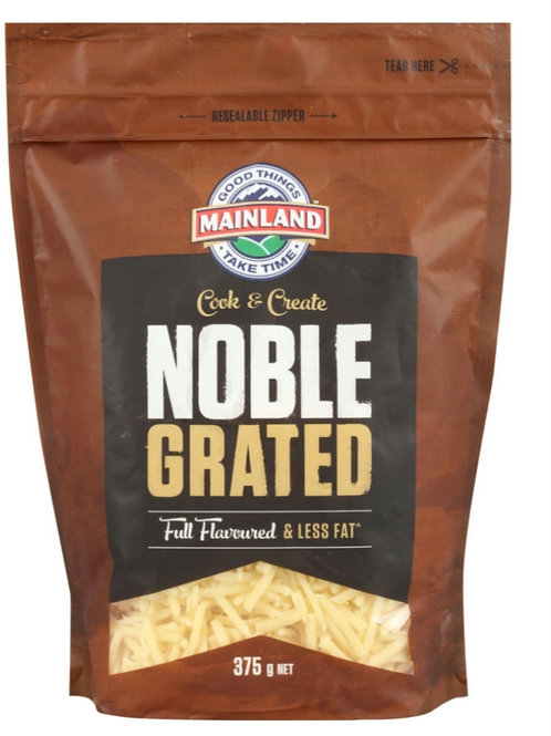 Mainland Noble Grated Cheese - 375g