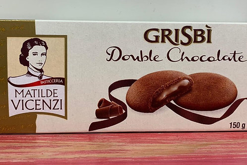 Grisbi - Double Chocolate - 150g