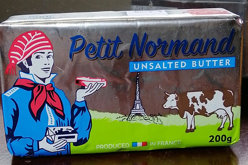 Petit Normand unsalted Butter 200 g