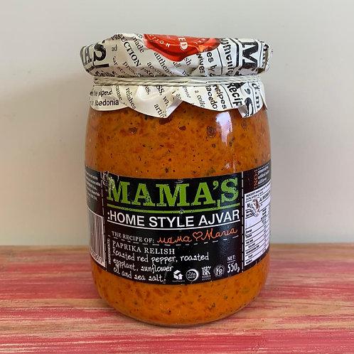 Mama's Home Style Ajvar - 550g