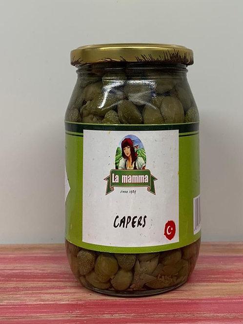 La Mamma- Capers - 350g