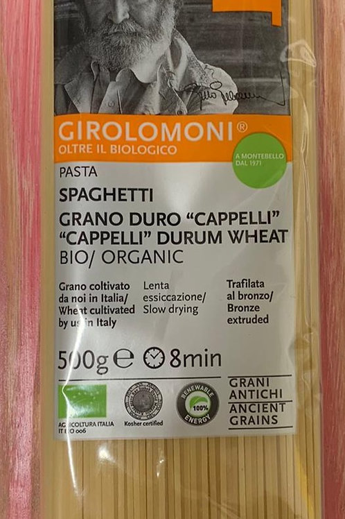 Girolomoni - Organic Spaghetti - 500g