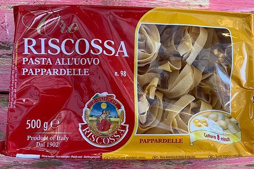 Oro Riscossa - Egg Pappardelle - 500g