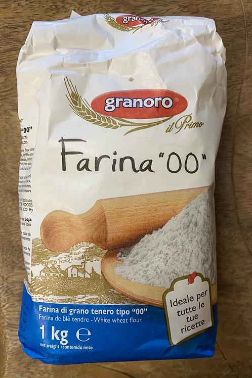 Granoro - Farina 00 - 1kg