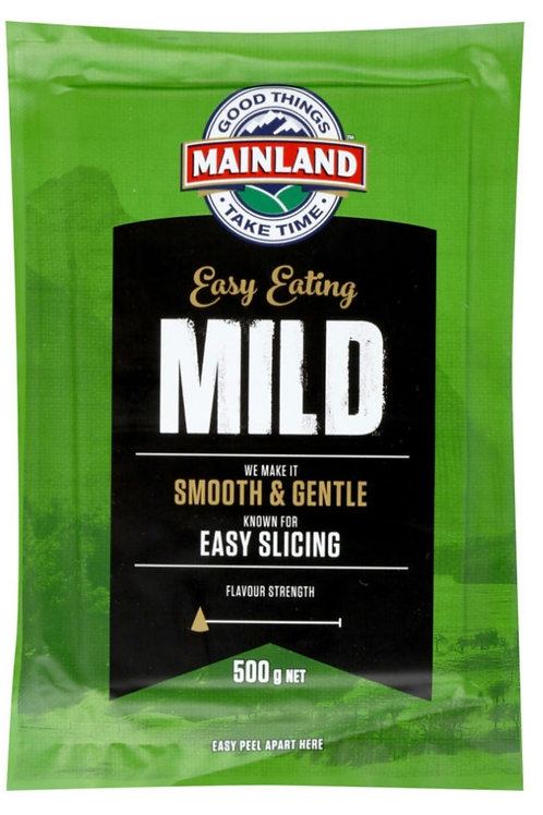 Mainland Mild Cheese - 500g