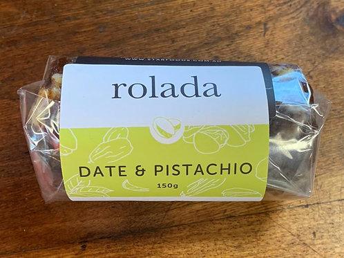 Rolada - Date & Pistachio 150g