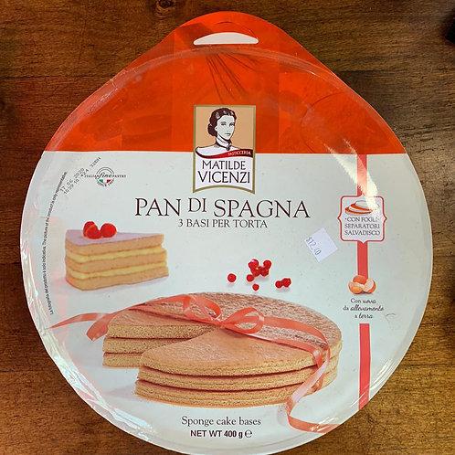 Pan di spagna - 400g