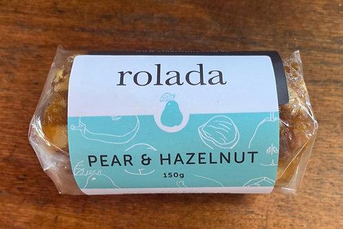 Rolada - Pear & Hazelnut